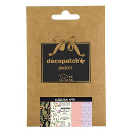 Decopatch Pocket Collectie nr.16