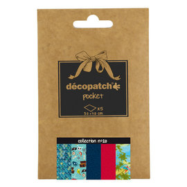 Decopatch Pocket Collectie nr.20