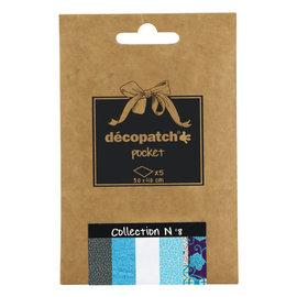 Decopatch Decopatch Pocket Collectie nr.8