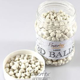 Powertex 3D balls Large 230ml