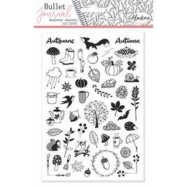 Stempels Bullet Journal Herfst 50 delig