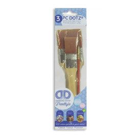 Diamond Dotz delux brush pack