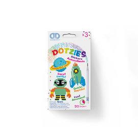 DIAMOND DOTZ® - DOTZIES® - 3 Stickers Multi Pack - Space