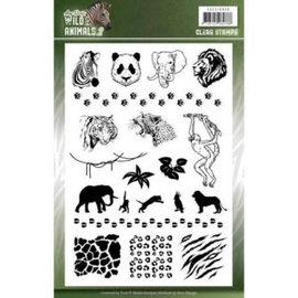 Claerstamp - Amy Design - Wild Animals 2