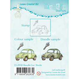 Clear stamp, Car - Beetle