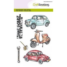 Clearstamps A6 - Classic Cars 2