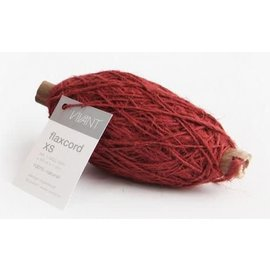 Jute Flaxcord XS 1mm pm 50mtr 20 rood