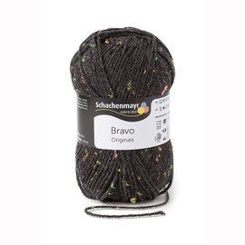 Schachenmayr SMC Bravo 08329 anthrazit neon tweed bad 620879