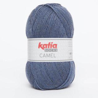 Camel Socks 75 blauw bad 97837