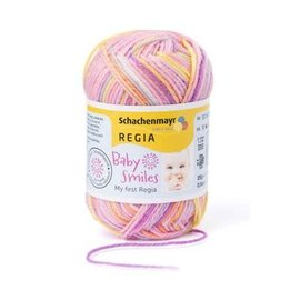 Regia Regia My first Regia Color 01815 lichtroze bad 162