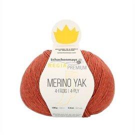 Merino Yak 4dr 100g 07506 roest bad 4278