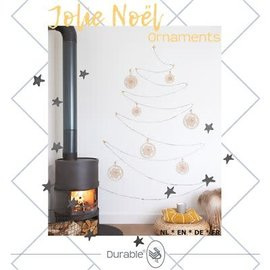 Haakpakket Jolie Noël ornaments*