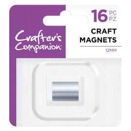 12mm Craft Magnets, 16st.