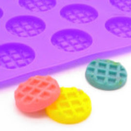 Eazicandle Silicone wax waffle would
