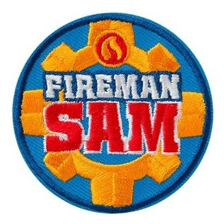 Applicatie Fireman Sam logo