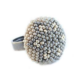 Kit ring Zenith beige-dore-bronze