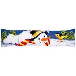 Vervaco X-st Pakket tochtmat Liggende sneeuwman