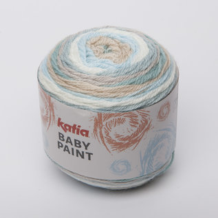 Baby Paint 101 groen bad 03537