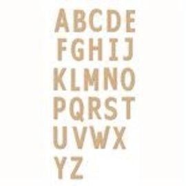MDF letter N