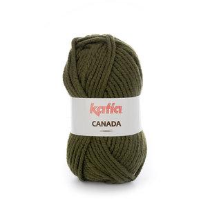 Katia CANADA 14 Donkergroen bad 06331