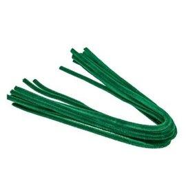 Chenille 50cm 10st. Groen