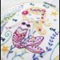 Borduurpakket: Marjolaine, la petite Sirène