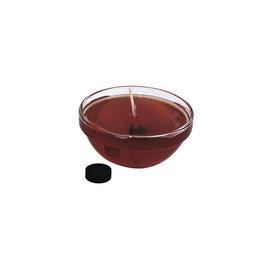Kleurblokjes voor was en kaarsen-gel, Donker bruin, 2cm, 3st.