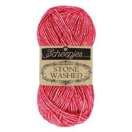 Stone Washed 807 red jasper bad 50641