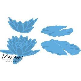 Dies Marianne design Creatable Tinny's waterlelies groot