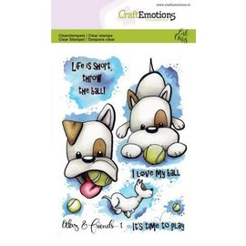 Clearstamps A6 - Odey & Friends 1