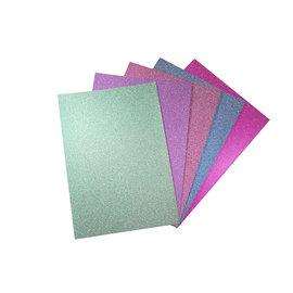Glitter karton - Multi pack