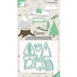Joy!Crafts LWA Dendennis Forest Accessories