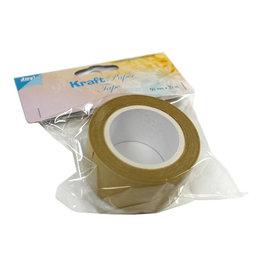 Kraft papar tape, 30mmx10m