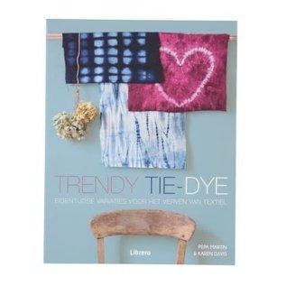 Boek Trendy Tie dye