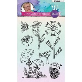 StudioLight Stamp A6 Diny's Signature Collection nr.02