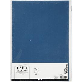 Vellum papier, 100g, Blauw, A4, 10 vellen