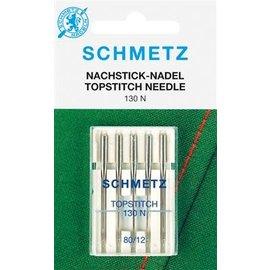 Schmetz MACHINENAALD TOP STITCH n80/12