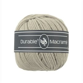 Durable Macrame 2232 light grey bad 495
