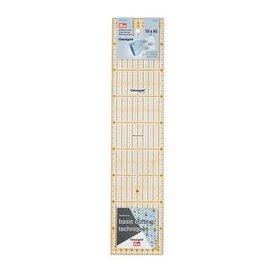 UNIVERSELE LINIAAL MET CM-SCHAAL 10x45cm