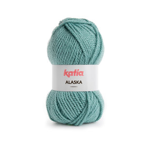 ALASKA 49 pastelgroen bad 11414
