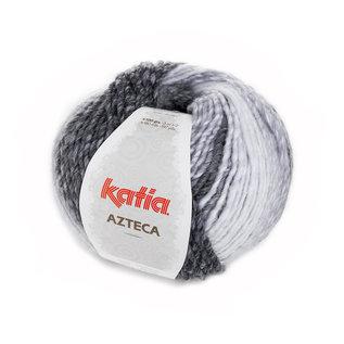 Katia AZTECA 100g 7801 Grises bad 12597A