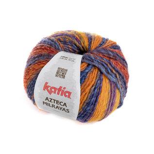 Azteca Milrayas 708 oranje blauw bad 88217A