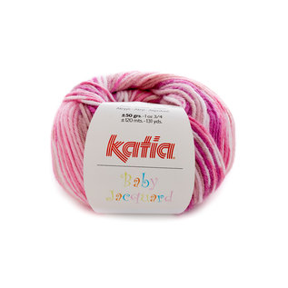Baby Jacquard 81 roze bad 15780