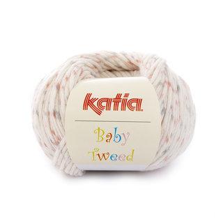 Baby Tweed 200 koraal-grijs bad 99766
