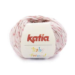 Baby Tweed 204 roze-bruin bad 99770