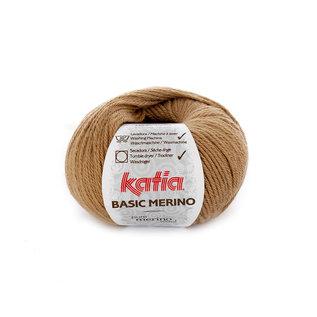 BASIC MERINO 35 Camel bad 75034