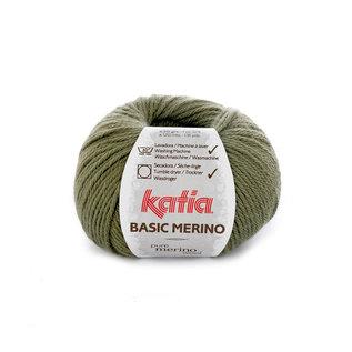 BASIC MERINO 70 groen bad 02450A