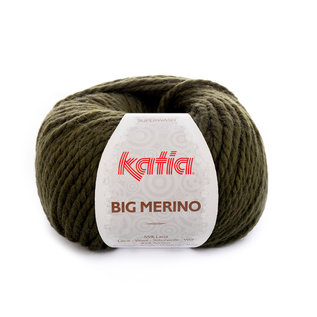 BIG MERINO 17 Loden bad 20305