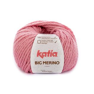 Katia BIG MERINO 44 Medium Roze bad 07207