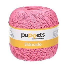 Puppets Eldorado dikte 10 50g roze 00075 bad 238893